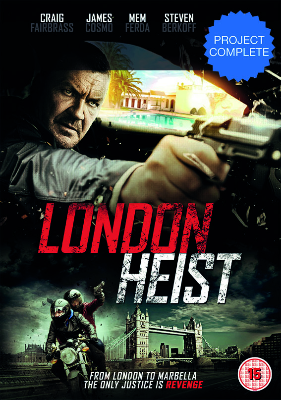 London Heist Investment Project