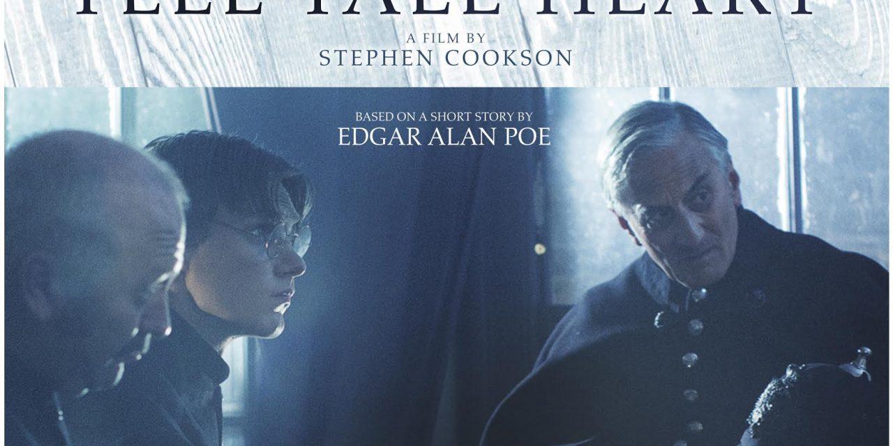 Screening of  Steven Berkoff's Tell Tale Heart.