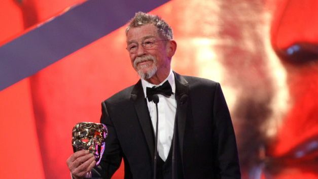 John Hurt Faces Death in 'That Good Night' (EXCLUSIVE)