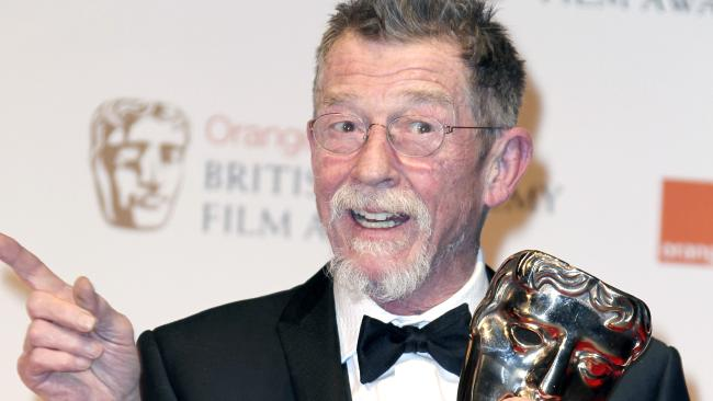 Sir John Hurt, Patron of the Keswick Film Festival Celebrated with Screening of That Good Night.