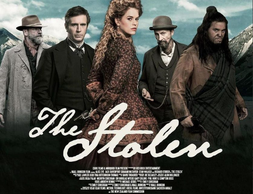 See Stunning New Trailer For Upcoming Western The Stolen.
