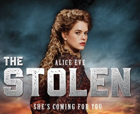 The Stolen is NOW out on DVD