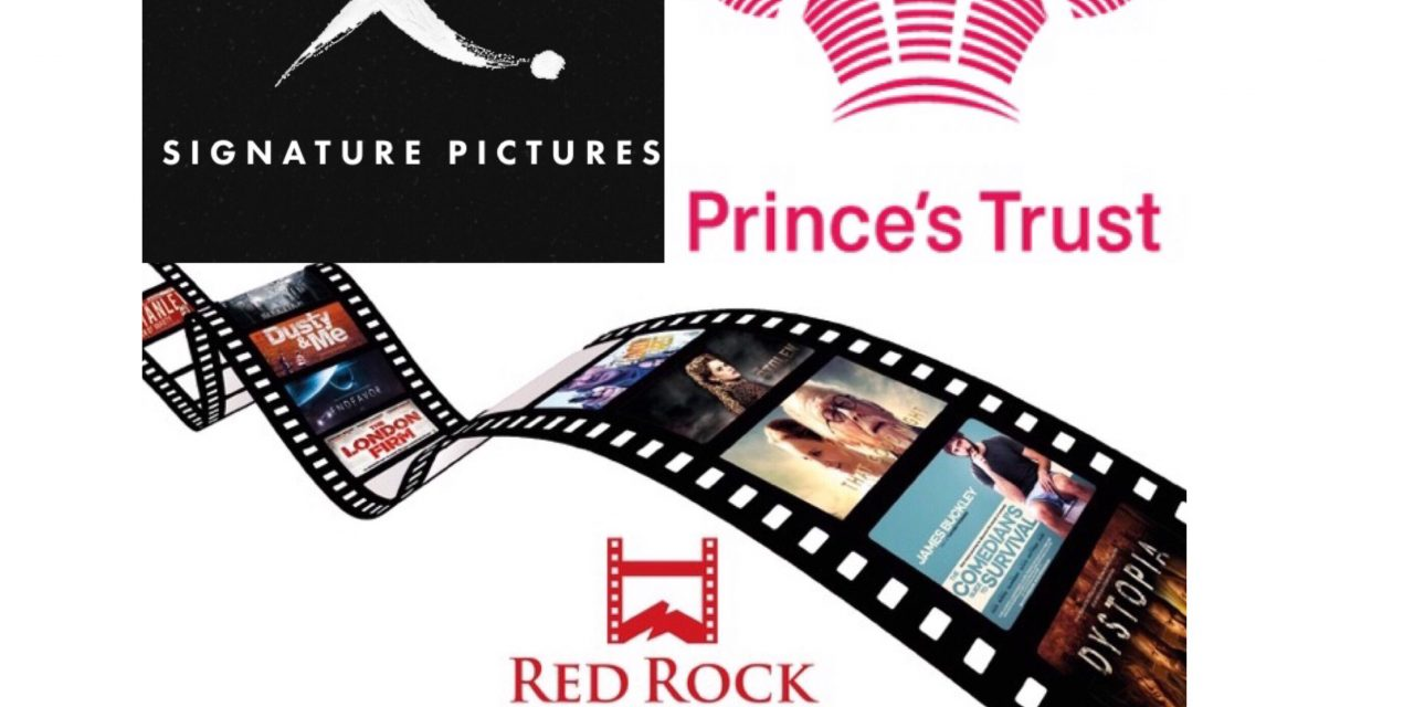 Prince's Trust, Signature Pictures and Red Rock Entertainment.