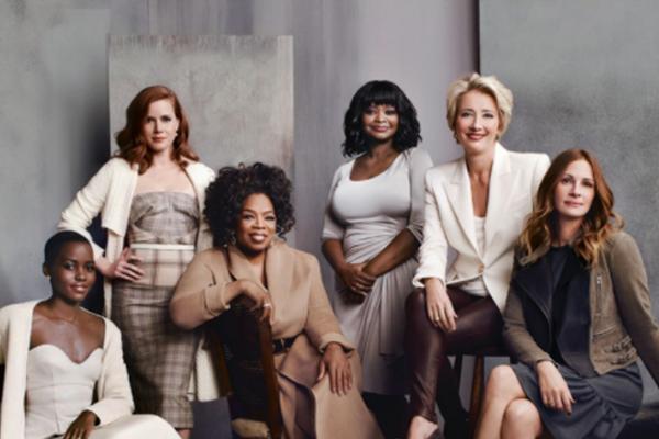 Powerful Women In The Film Industry.