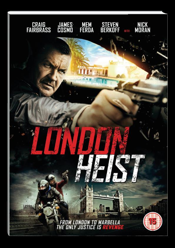 London Heist : Film Project