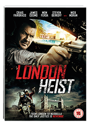 London Heist Film Project