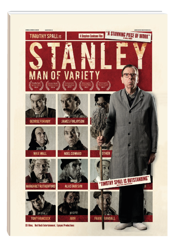 Stanley, Man of Variety : Film Project