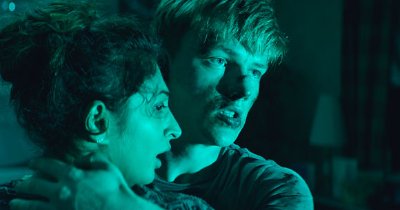 """Await Further Instructions"" Aims To Be 2018's Alternative Christmas Movie."