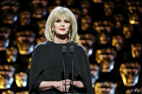 Joanna Lumley Returns to Host 2019 BAFTA Film Awards.