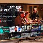 Await Further Instructions has arrived on Netflix.