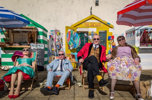 'Brighton' (cinema release 2020) completes filming in Hastings – Visit 1066 Country