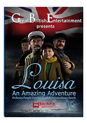 Louisa An Amazing Adventure Film Animation Project