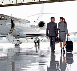All Hail the Skies: Is this Company the Uber of Private Jets?