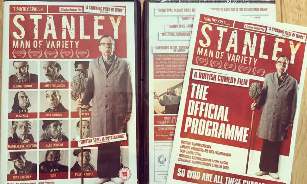 Stanley, A Man of Variety is out now on DVD and we have five copies up for grabs!