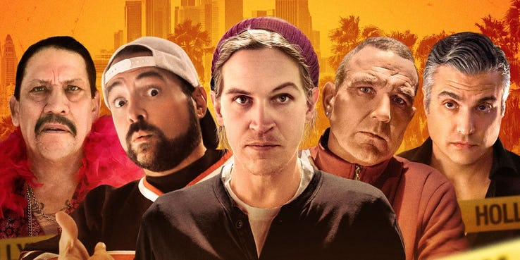 Jason Mewes is having a prolific year making his directorial debut Madness in the Method.