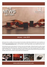 Red Rock Newsletter 2019 Jan - Jul 2019 Cover
