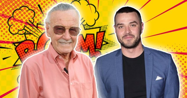 Matt Willis raves about Stan Lee's 'brilliant' final on-screen performance for Madness In The Method.