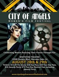 Jas, selected for The City of Angels Women's Film Festival.