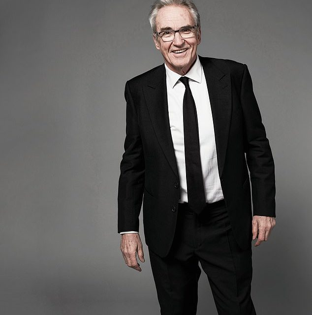 Larry Lamb Tell us all about his new filming projects.