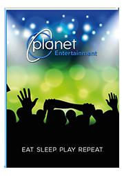 Planet Entertainment (Socker Stars): Game Project