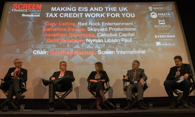 Financiers, producers upbeat about EIS future at Screen's UK Film Finance Forum.
