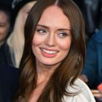 Laura Haddock unveils dramatic hair transformation – for The Laureate.
