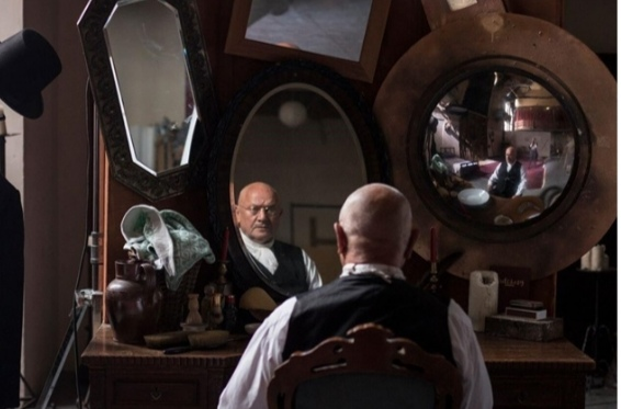 Steven Berkoff's Tell Tale Heart, Film News Review.