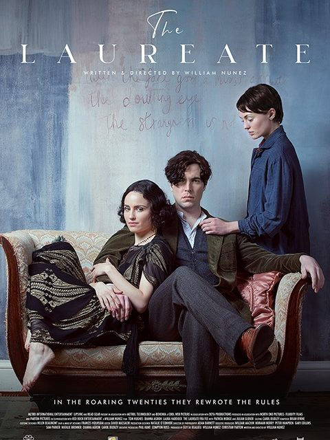 The Laureate movie based on the ménage à trois between Robert Graves, Laura Riding and Nancy Nicholson near to release.