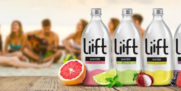 Liift Cbd Water Launches.