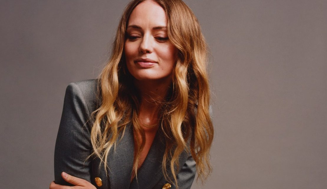 In conversation with 1883, Laura Haddock speaks about upcoming project The Laureate.