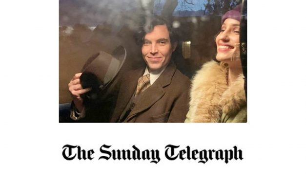 GRAVES FILM'S DIRECTOR INTERVIEWED BY THE SUNDAY TELEGRAPH.
